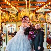 My Haunted Mansion Inspired Wedding