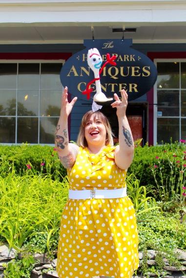 Gabby Gabby Disneybound from Toy Story 4